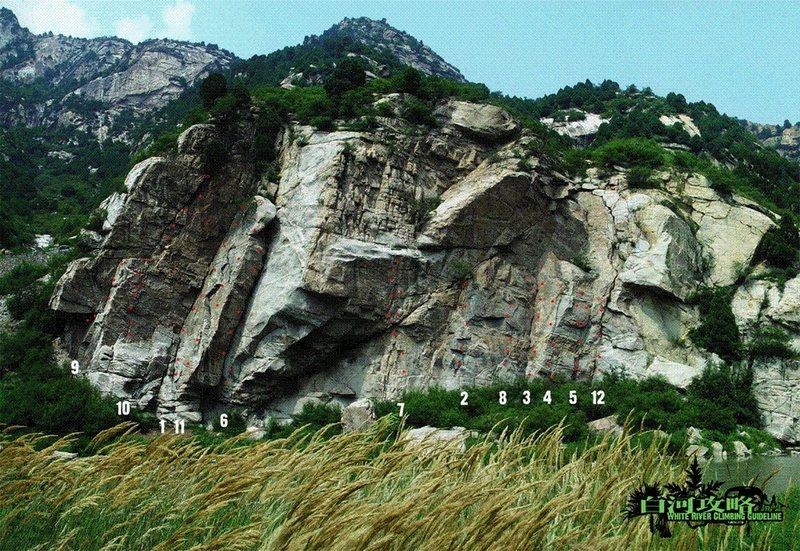 Rock Climbing Photo: Lao Yan Chang