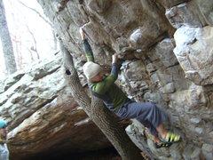 Rock Climbing Photo: Rocktown