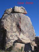 Rock Climbing Photo: Mauna Loa