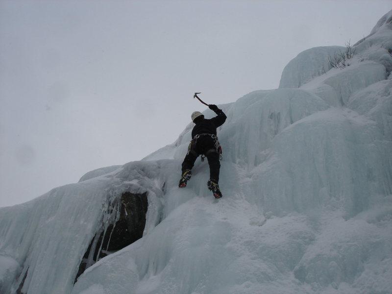 Rock Climbing Photo: Bowling alley