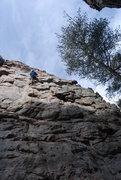 Rock Climbing Photo: Myself on Kennel Club.