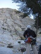 Rock Climbing Photo: Getting ready to send!!