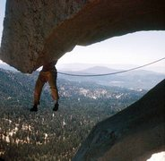 Rock Climbing Photo: The late Tobin Sorenson (1973) photo from JL.And s...