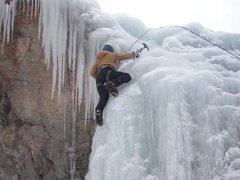 Rock Climbing Photo: Finally got the technique down