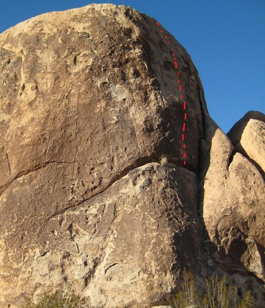 Rock Climbing Photo: leaving las vegas