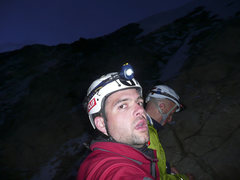 Rock Climbing Photo: Mt Edith Cavel