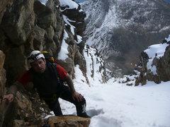 Rock Climbing Photo: Mt Edith Cavell