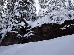 Rock Climbing Photo: Feeling good. Photo: Beau Burris