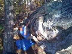 Rock Climbing Photo: Jon on HAB