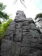 Rock Climbing Photo: This is most likely the most interesting and excit...