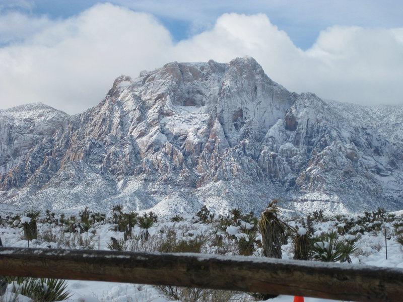 Mt. Wilson on 12/15/08