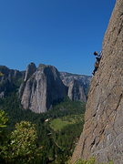 Rock Climbing Photo: Trask Bradbury east butt, photo by chris alstrin