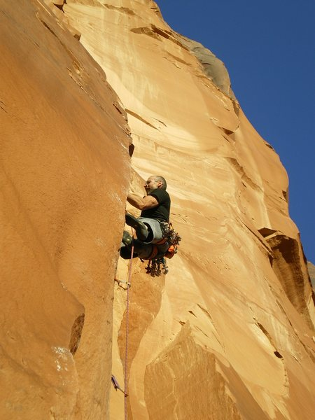Rock Climbing Photo: On Scarface