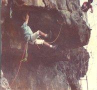 Rock Climbing Photo: Lover's Lane 5.11