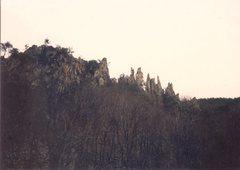 Rock Climbing Photo: Judy Gap pinnacles