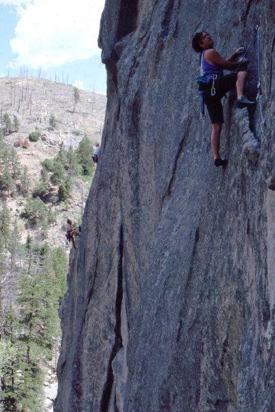 Rock Climbing Photo:  Rock Odyssey.
