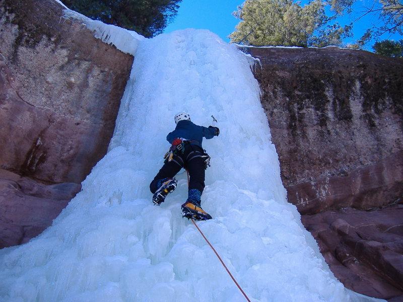 Rock Climbing Photo: Drool.