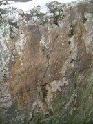 Rock Climbing Photo: ..........