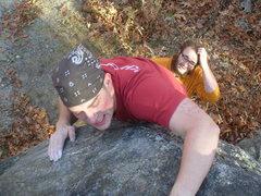 Rock Climbing Photo: Tweekers. The Pound. Rumney New Hampshire.