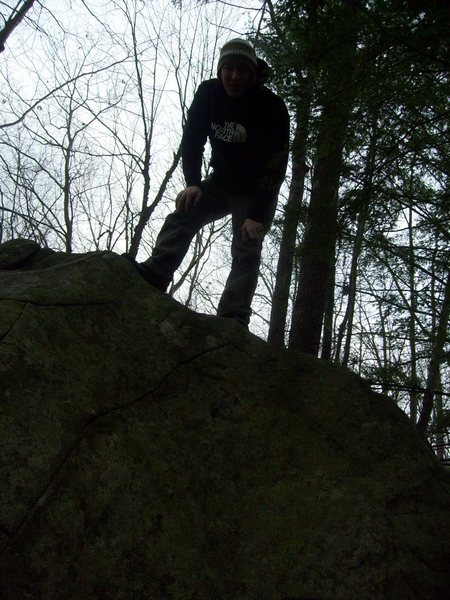 Reach. Mount Major. Alton, New Hampshire.