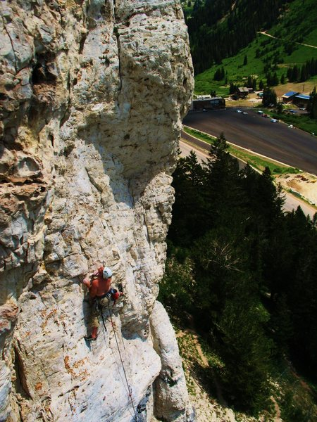 Rock Climbing Photo: Bobby Gray Mind Melting.