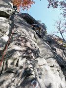 Rock Climbing Photo: Number Three