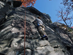 Rock Climbing Photo: Three