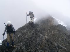Rock Climbing Photo: Cantata Peak, Alaska.
