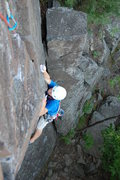 Rock Climbing Photo: keyhole