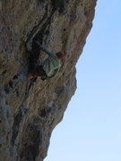 Rock Climbing Photo: Holly V on Once Upon a Time, On-site!
