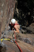 Rock Climbing Photo: inside corner