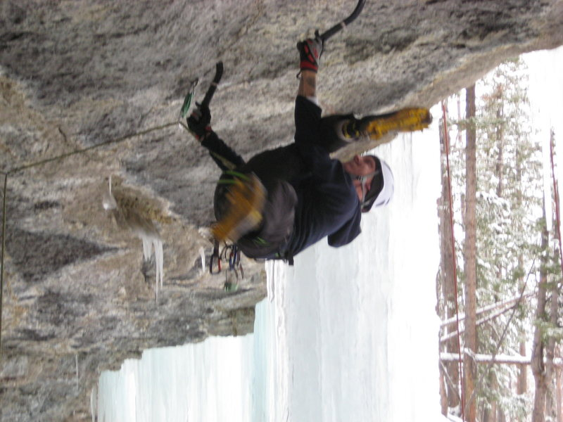 Rock Climbing Photo: Don't Fart