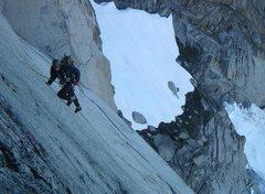 Rock Climbing Photo: Pitch 6