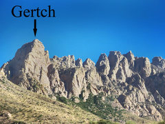 Rock Climbing Photo: Gertch from SoCo approach