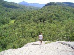 Rock Climbing Photo: Good Ol' VT, Bolton