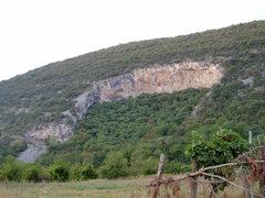 Rock Climbing Photo: Misja Pec