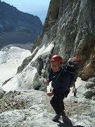 Rock Climbing Photo: scramblin'