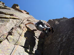 Rock Climbing Photo: Parallel Journey, Mickey Mouse