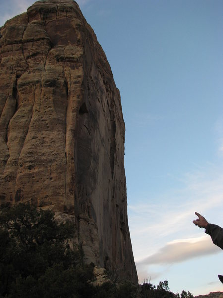 "Rock Climbing Photo: ""What else can I say, I wouldn't be here toda..."