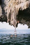 Rock Climbing Photo: Me DWS Ton Sai