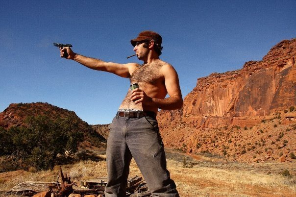 Rock Climbing Photo: Man's Weekend!