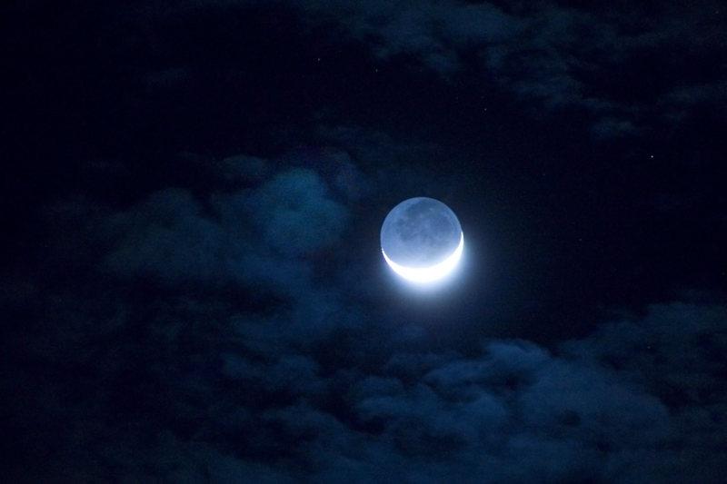 Moon in Hawaii... a little noisy but ok...