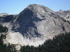 Rock Climbing Photo: There's Fairview Dome