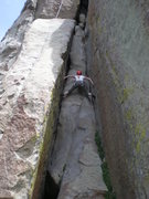 Rock Climbing Photo: That's just amazing! I'm speechless... A stem usin...