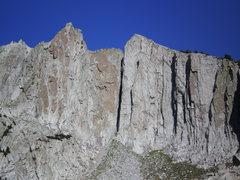 Rock Climbing Photo: Lone Peak Cirque