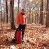 Me before a cold Nov day at the Gunks, 2007.