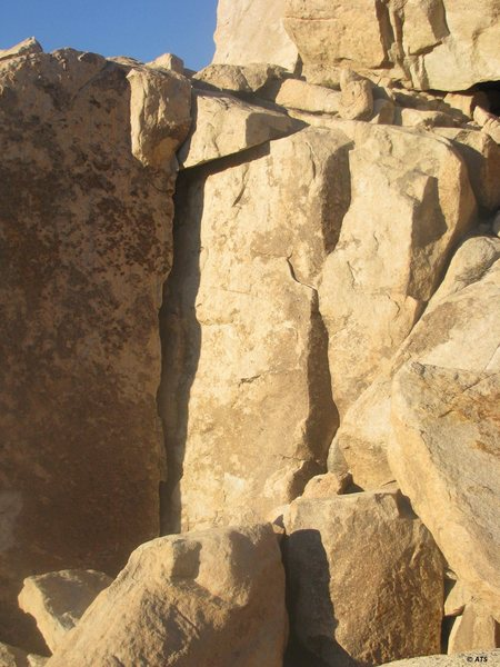 Rock Climbing Photo: Buckets of Blort