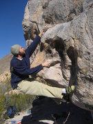 Rock Climbing Photo: Big holds