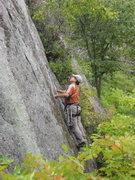 Rock Climbing Photo: old Rag Virgina
