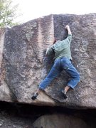"Rock Climbing Photo: ""Ripple Mark"""